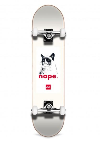 Über Skateboards, Grumpy, Skateboard 4-Star Compl, eggshell