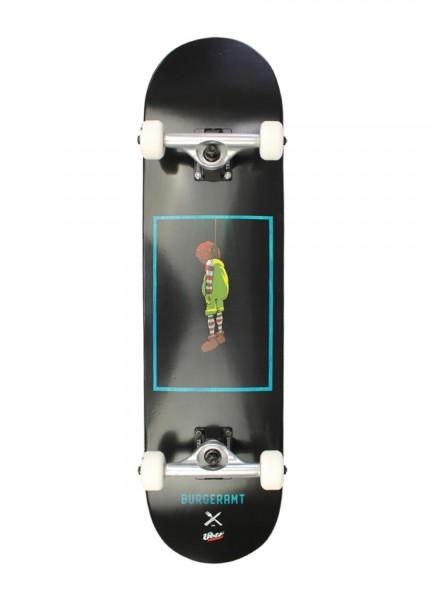 "ÜBER, Burgeramt, Ronald, Skateboard 4-Star Compl - 8.0"""