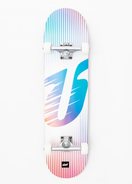"""Über Skateboards, BIG Ü, Skateboard 3-Star Compl - 8.0"""""""