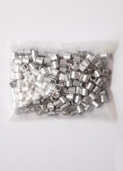 Zupply, 8x10 mm Aluminium Spacer, 100er Pack
