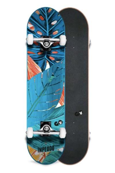 """Inpeddo X Gorilla, Skateboard Std Compl - 8.125"""""""