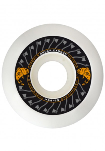 Haze Wheels, Oscar Candon, 10 Years, Beyond Formula, 53mm, 99a