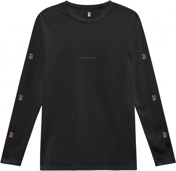 Poetic Collective, Longsleeved T-Shirt, black