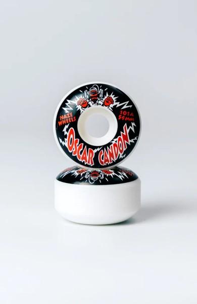 Haze Wheels,Oscar Candon, Trap Doors Series, Beyond Formula, 54mm, 101a