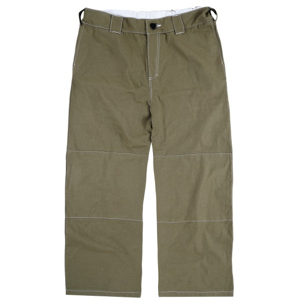 Poetic Collective, Hose, Sculptor Pants, olive