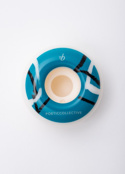 BRONX, X Poetic Collective, 101a, 52mm, Round Shape