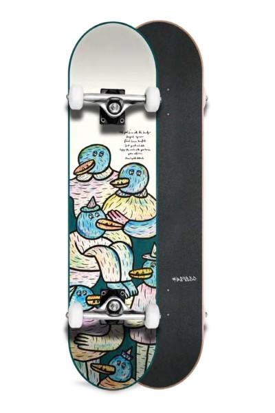 """Inpeddo, Lucas Beaufort Friends, Skateboard Std Compl -8.0"""""""