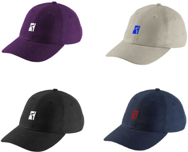 Poetic Collective, Cap, Classic, navy / red