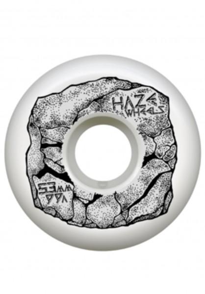 Haze Wheels, Stone Age Team, 55mm, 99a, Conical Shape