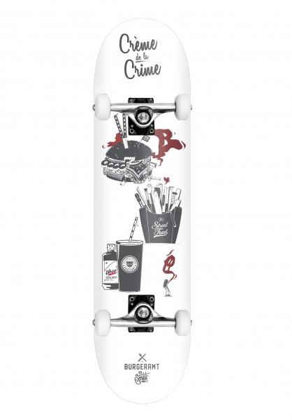 """Über Skateboards, Creme de la Crime, Compl, wood red - 8.25"""""""