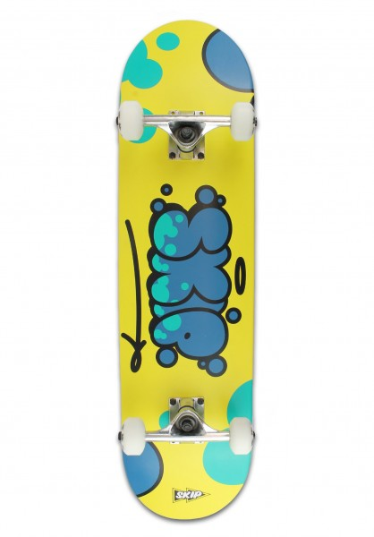 Skip Skateboards, Complete, Throwie - 8.0""