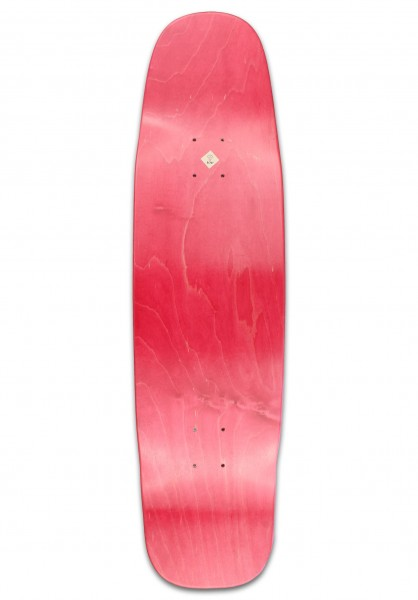 """Superply Maple, Special Shape, Red - 7.5"""""""