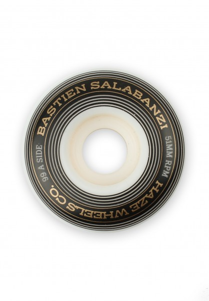Haze Wheels, Bastien Salabanzi, 51mm, 99a