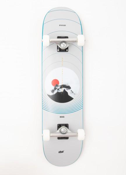 "Inpeddo, Montana, Skateboard Std Compl - 8"""