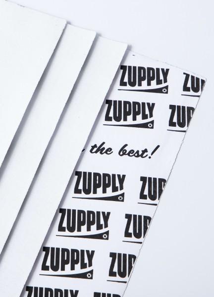 "Zupply Griptape, clear (transparent) - 9.0"" x 33"""