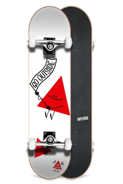 Inpeddo, Triangle, Skateboard Std Compl