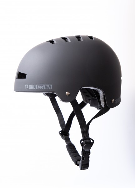 BroTection, Safety Helmet, Helm, black
