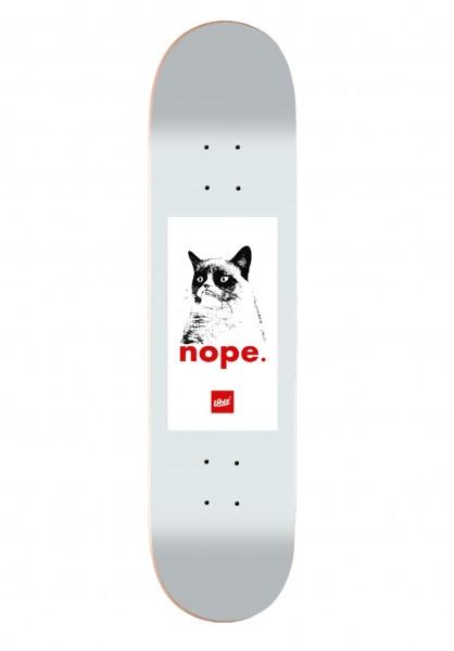 Über Skateboards, Grumpy, Deck MC, blue