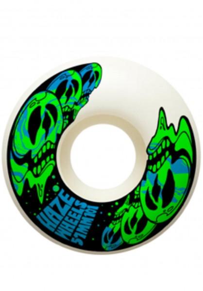 Haze Wheels, Death on Acid, 51mm, 101a