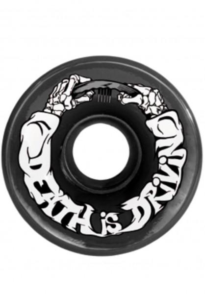 Haze Wheels, Death is Driving, Softies, 60mm, 78a