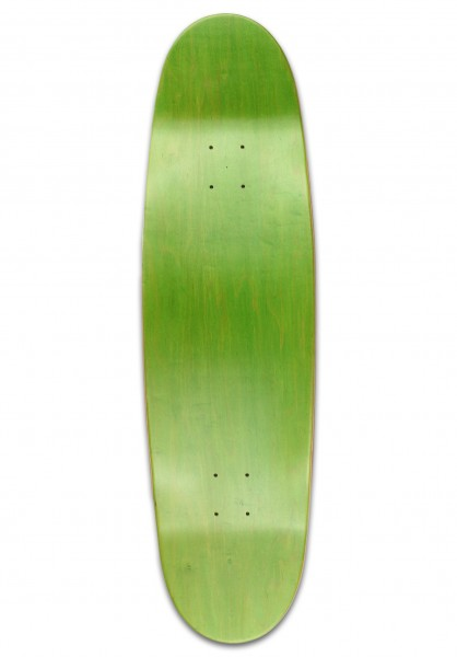 """Superply Maple, Special Shape, Lime Green - 8.75"""""""