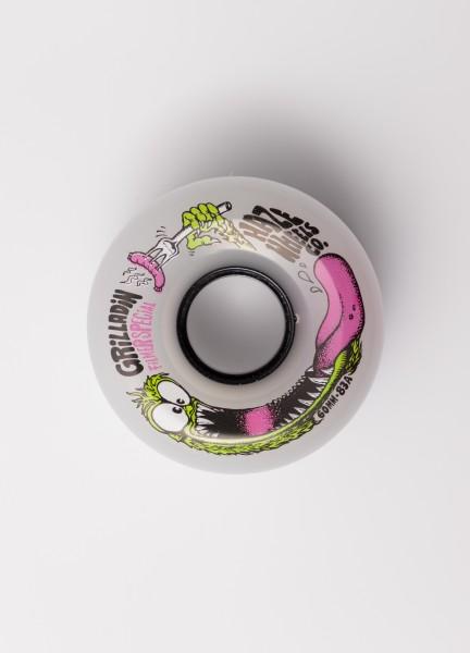 Haze Wheels, Grilladin, Softies, 60mm, 83a