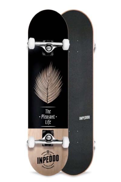 Inpeddo, The Pleasant Life, Skateboard Prem Compl