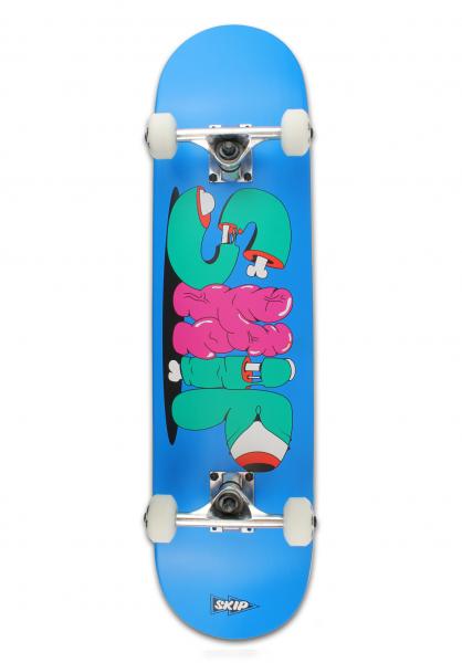"Skip Skateboards, Complete, Zombie - 7.75"""
