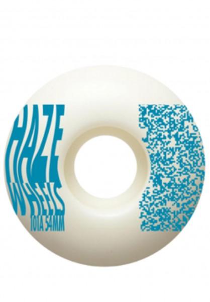 Haze Wheels, Hazzy, Super Hard Formula, 54mm, 101a