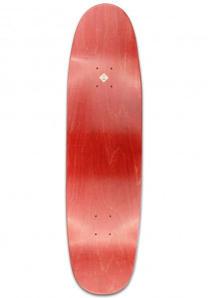 """Superply Maple, Special Shape, Red - 8.5"""""""