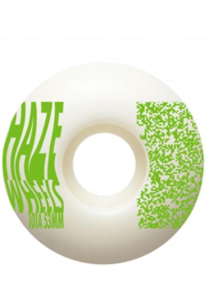 Haze Wheels, Hazzy, Super Hard Formula, 53mm, 101a