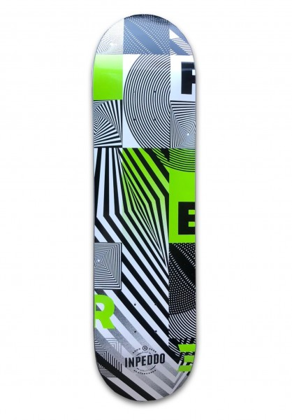 Inpeddo, Fibre Whip, Deck MC, green