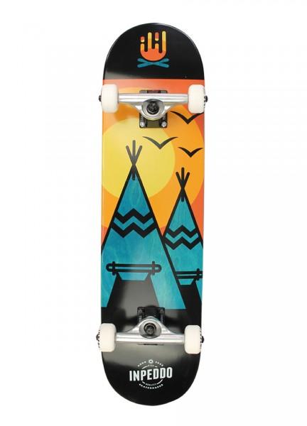Inpeddo, Wigwam, Skateboard Std Compl, green