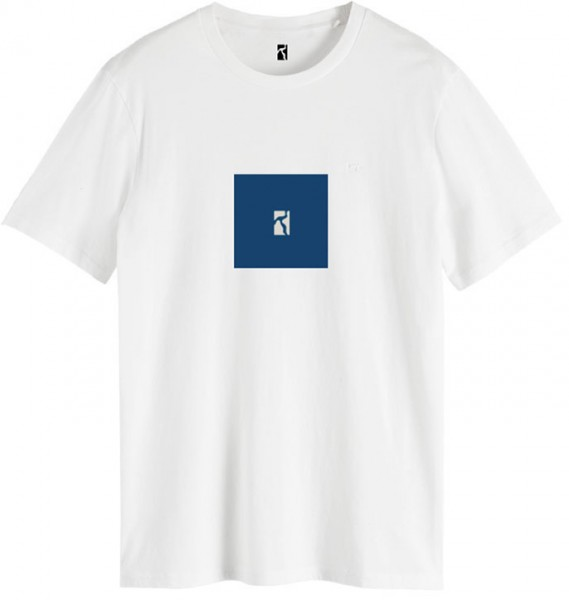 Poetic Collective, T-Shirt, Box, white / navy