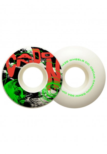 Haze Wheels, Candon OG, 53mm, 99a